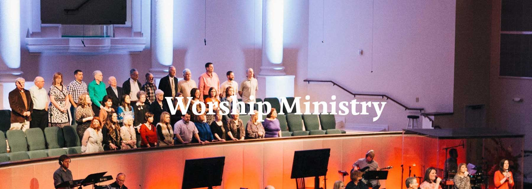 WorshipMinistry